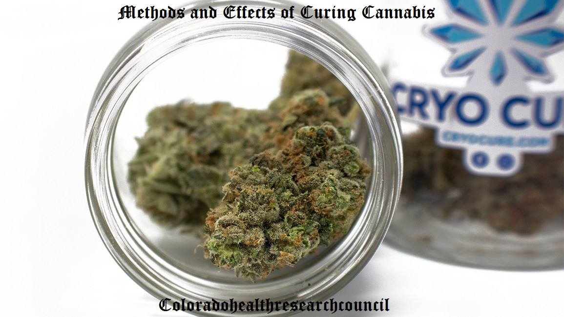 curing your weed