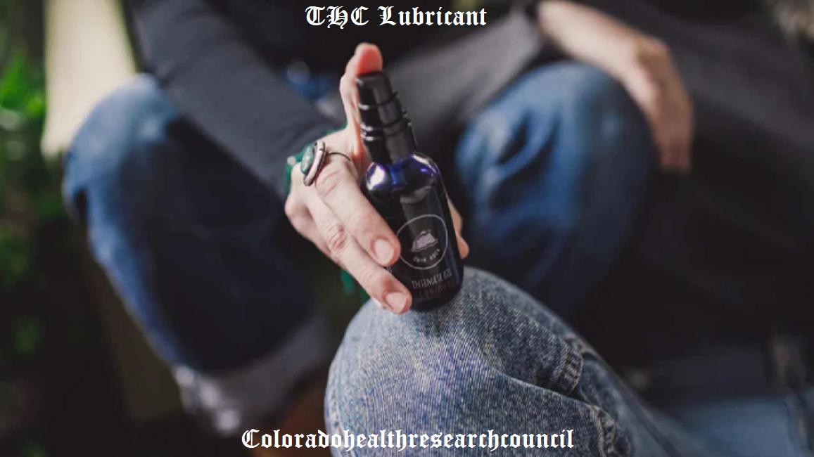 thc lubricant