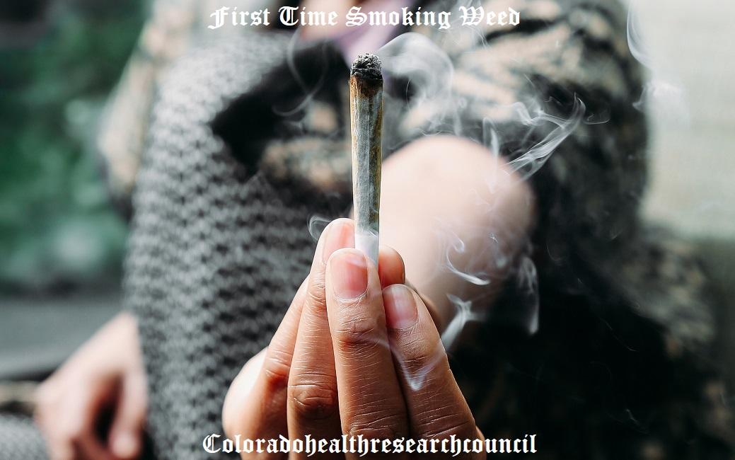 my first time smoking