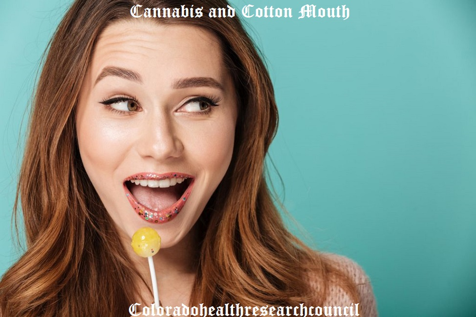 cotton mouth weed