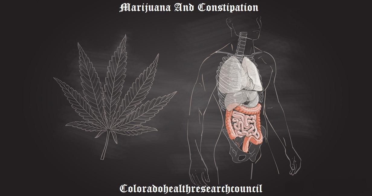 marijuana constipation