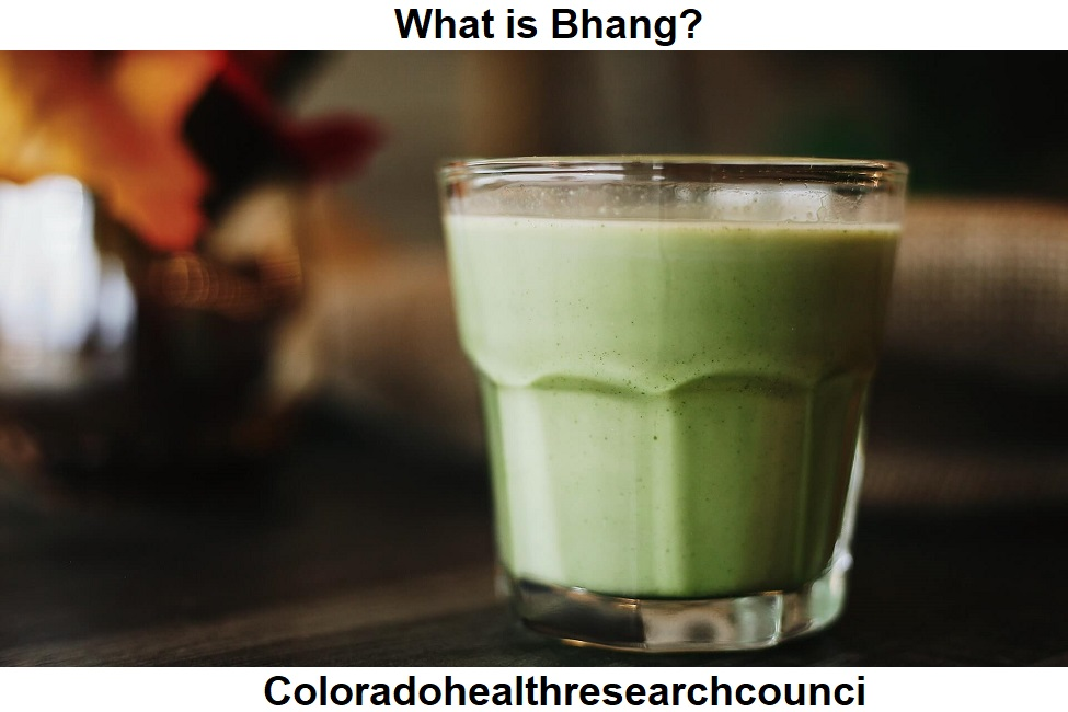 what is bhang