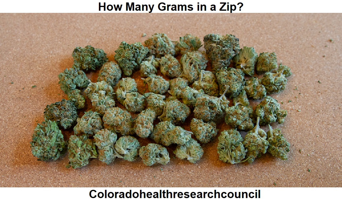 how many grams in a zip