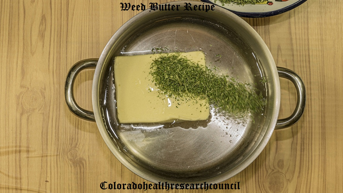 easy weed butter recipe