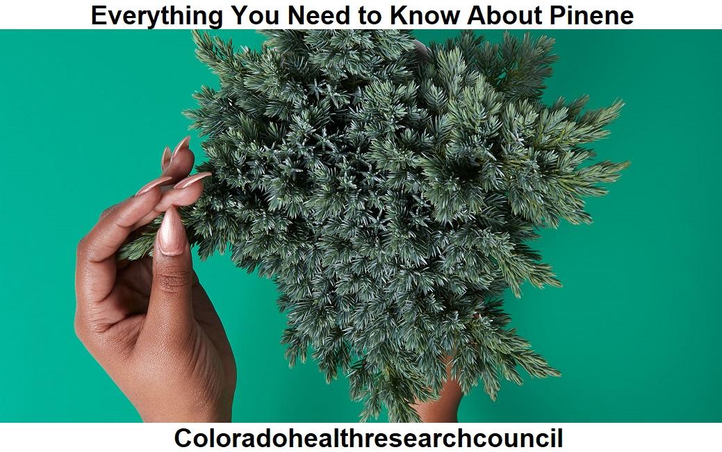 pinene effects